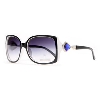 Link to Anais Gvani Women's Jeweled Accent Sunglasses Similar Items in Women's Sunglasses