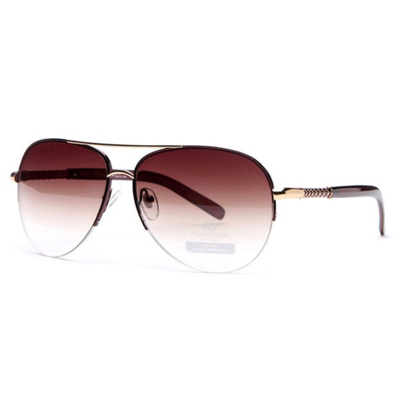aviators womens  DASEIN by Anais Gvani Women\u0027s Aviator Sunglasses - Free Shipping ...