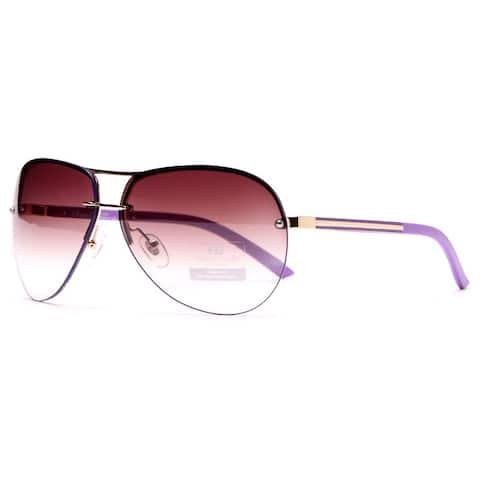 DASEIN by Anais Gvani Women's AG-U040 Classic Rimless Sunglasses
