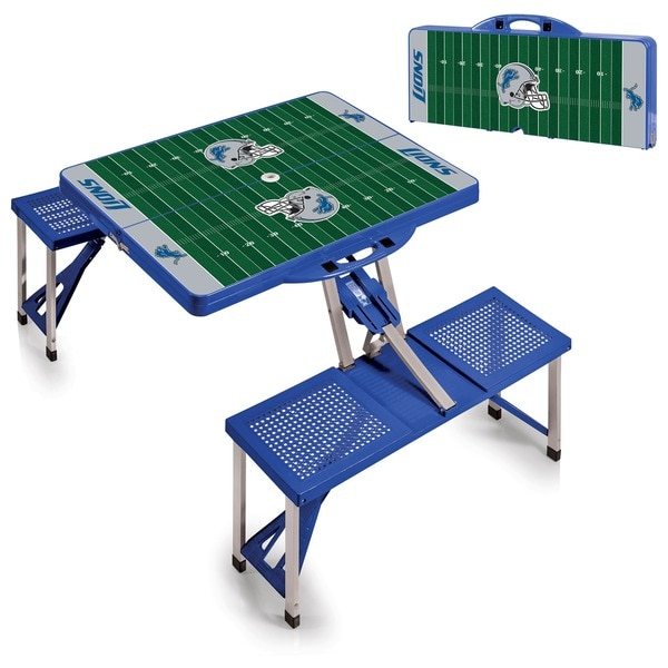 Picnic Time's Portable NFL Picnic Table