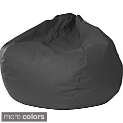Gold Medal Small Leather-look Vinyl Bean Bag https://ak1.ostkcdn.com/images/products/7456228/Gold-Medal-Small-Leather-look-Vinyl-Bean-Bag-P13324360z.jpg?impolicy=medium