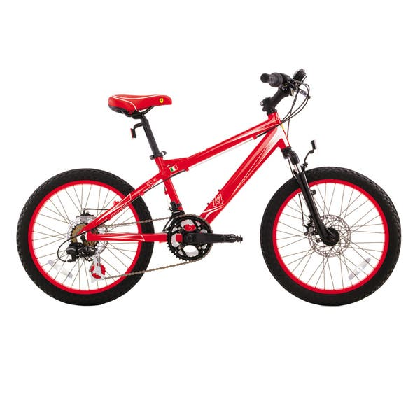 Shop Ferrari Cx 30 20 Inch Boys Mountain Bike Overstock 7456240
