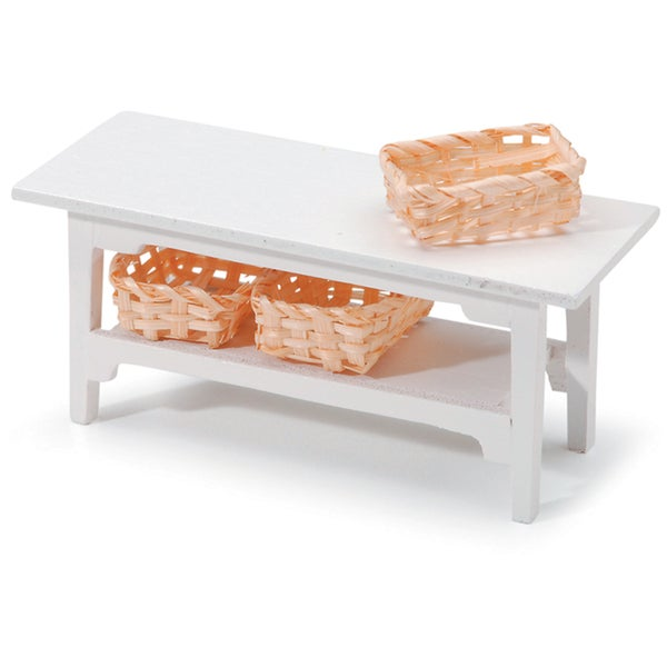 Darice Timeless Miniatures Side Table