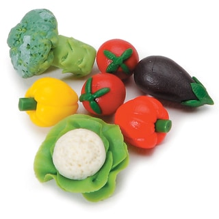 Timeless Miniatures Assorted Vegetables (Pack of 7)
