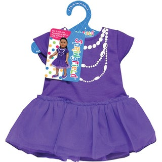 Springfield Collection Purple Casual Dress