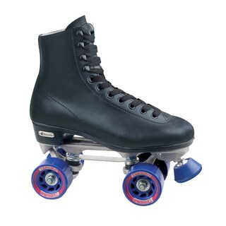 Chicago Skates Men's Black High-top Rink Skates