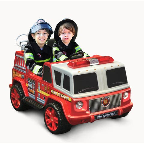 Fire Engine Two Seater