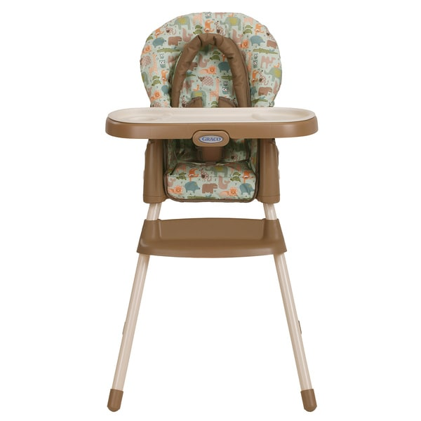 Graco SimpleSwitch 2-in-1 Highchair and Booster