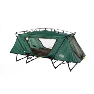 K&-Rite Oversize Tent-cot with Rainfly  sc 1 st  Overstock.com & Tents u0026 Outdoor Canopies For Less | Overstock.com