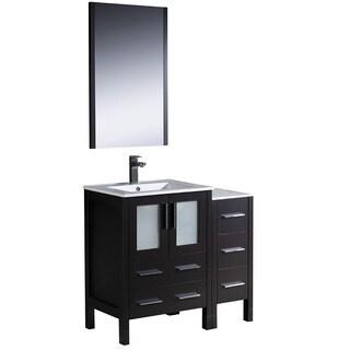 Fresca Espresso 36-inch Bathroom Vanity