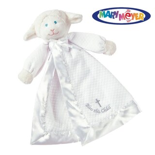 Mary Meyer Christening Lamb Blanket
