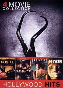 Hostel/Hostel 2/The Tattooist/The Hunt for the BTK Killer (DVD)