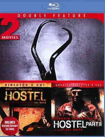 Hostel/Hostel II (Blu-ray Disc)
