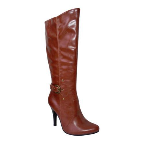 Women's Beston Dubai-9 Cognac