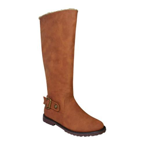 Women's Beston Urvasi-1 Cognac