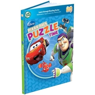 LeapFrog Tag Disney-Pixar Game Book: Pixar Pals Education Printed Boo