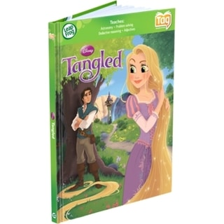 LeapFrog Tag 20547 Activity Storybook: Tangled Story Printed Book