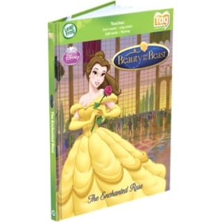 LeapFrog Tag Book: Disney Beauty and the Beast Interactive Learning P