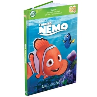 LeapFrog Tag Book Disney Pixar Finding Nemo: Lost and Found Interacti