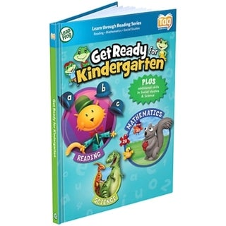 LeapFrog Tag Get Ready for Kindergarten Education Printed Manual
