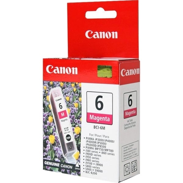 Canon BCI-6M Original Ink Cartridge
