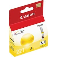 Canon CLI-221 Yellow Ink Cartridge