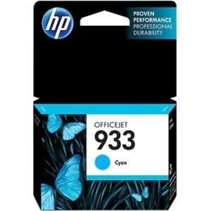 HP 933 Original Ink Cartridge - Cyan