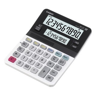 Casio MV-210 Dual Display Calculator