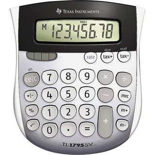Texas Instruments TI1795 Angled SuperView Calculator|https://ak1.ostkcdn.com/images/products/7457438/P14907096.jpg?impolicy=medium