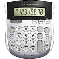 Texas Instruments TI-1795 SV Simple Calculator