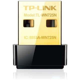 TP-LINK TL-WN725N Wireless N Nano USB Adapter, 150Mbps, Miniature Des