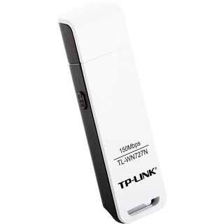 TP-LINK TL-WN727N Wireless N150 USB Adapter,150Mbps, w/WPS Button, IE
