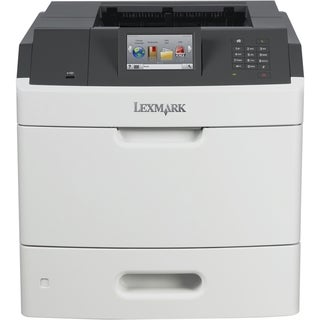Lexmark MS810DE Laser Printer - Monochrome - 1200 x 1200 dpi Print -