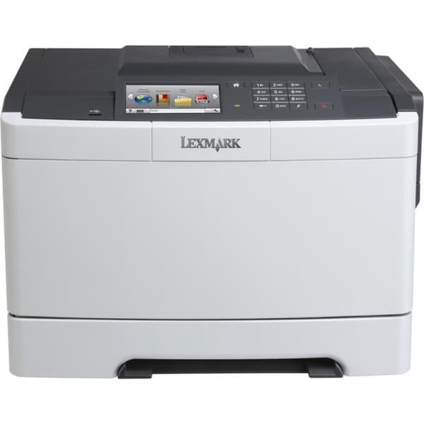 Lexmark CS510DE Laser Printer - Color - 2400 x 600 dpi Print - Plain