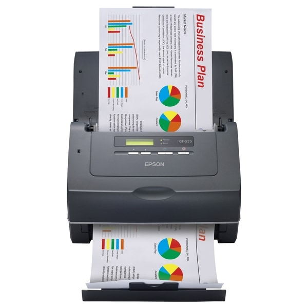 Epson WorkForce Pro GT-S55 Document Scanner