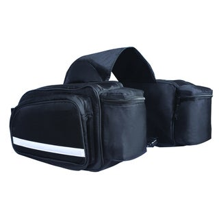 RAIDER-DELUXE SADDLE BAGS