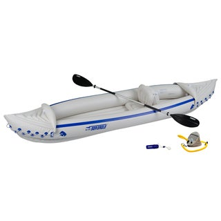 Sea Eagle 370 Solo Deluxe Package