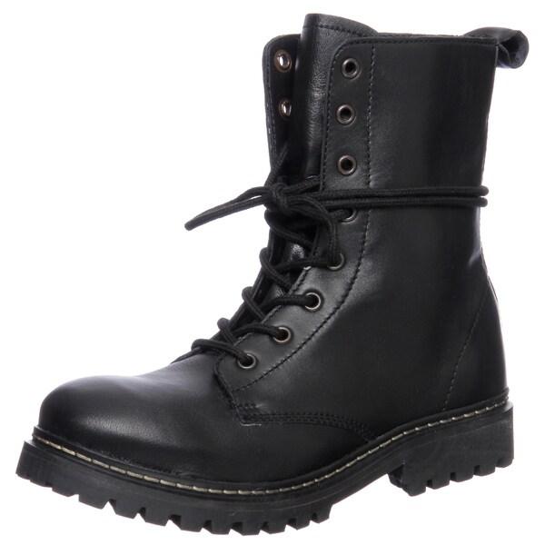 MIA Women's Black 'Napp' Boots