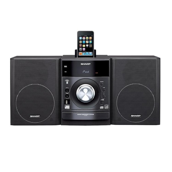 Sharp HE XLDH259P Micro Audio System