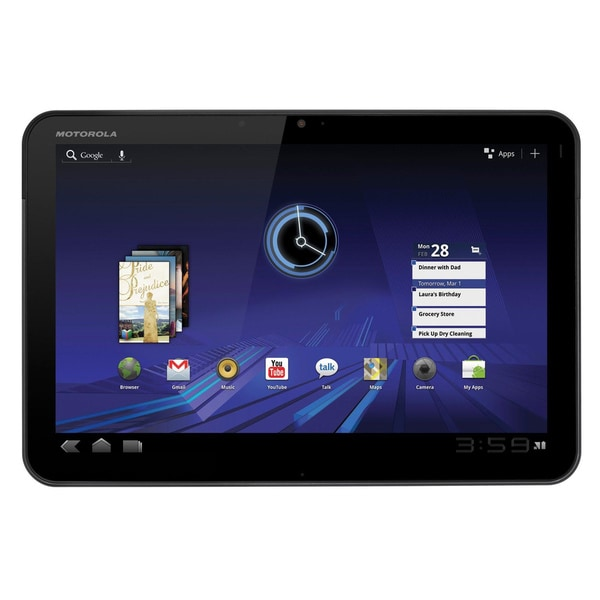 "Motorola XOOM 32GB 3G + Wi-Fi 10.1"" Touchscreen Android 3.0 OS Tablet PC"