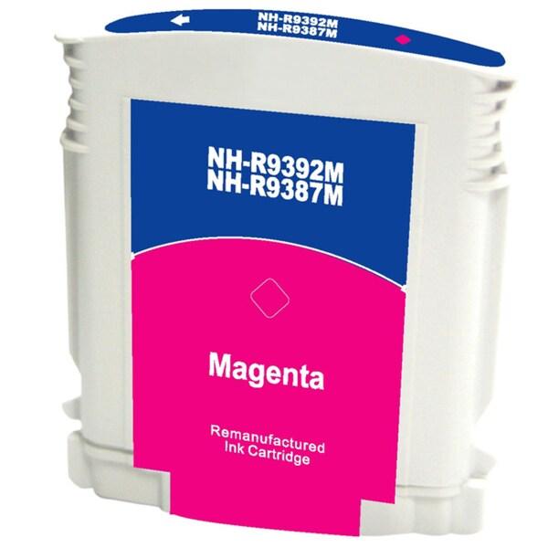 HP 88XL/ C9392AN Yield Magenta Ink Cartridge (Remanufactured)