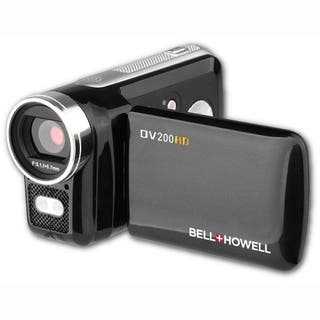 Bell+Howell DV200HD Compact High Definition Digital Video Camcorder|https://ak1.ostkcdn.com/images/products/7458029/7458029/Bell-Howell-DV200HD-Compact-High-Definition-Digital-Video-Camcorder-P14907550.jpg?impolicy=medium