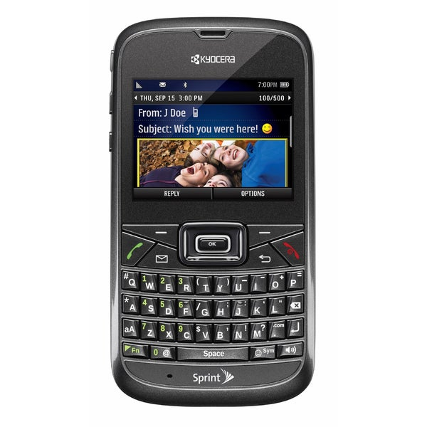 Kyocera Brio Cellular Phone - 2.75G - Bar