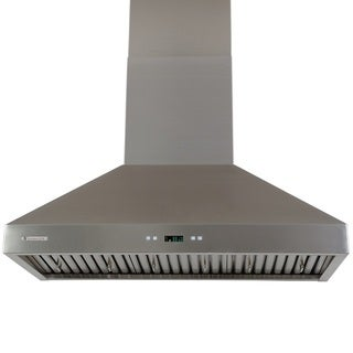 Xtremeair Pro-X Stainless-Steel Range Hood with Squirrel Cage Motor
