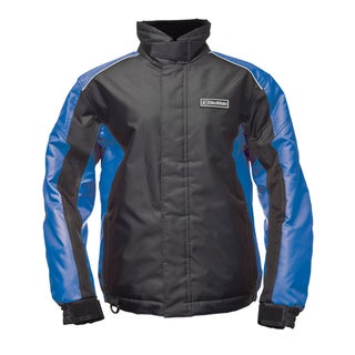 Sledmate Youth XT Blue and Black Snowmobile Jacket