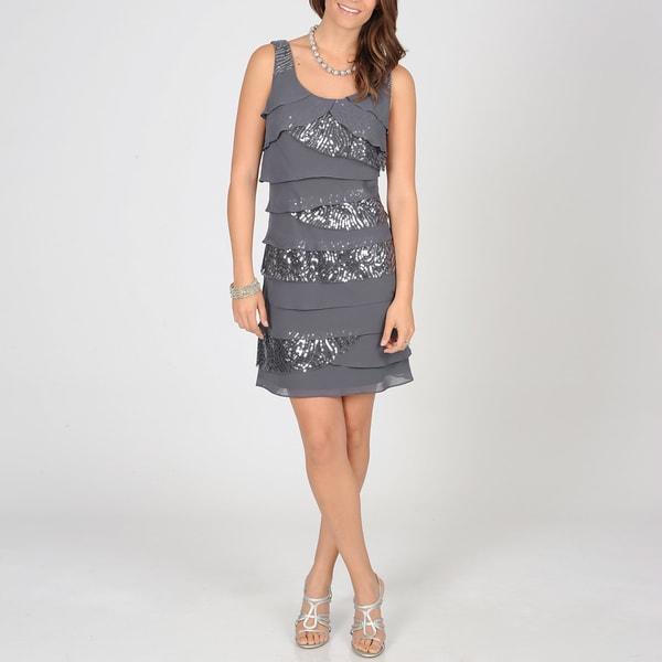 Women's Formal Dresses Steel Gray
