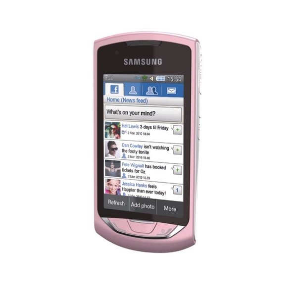 Samsung Monte S5620 GSM Unlocked Cell Phone