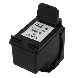 HP 94 C8765WN Black Ink Cartridge (Remanufactured)