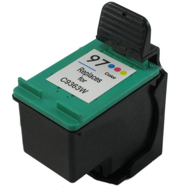 HP 97/ C9363WN Tri-color Ink Cartridge (Remanufactured)