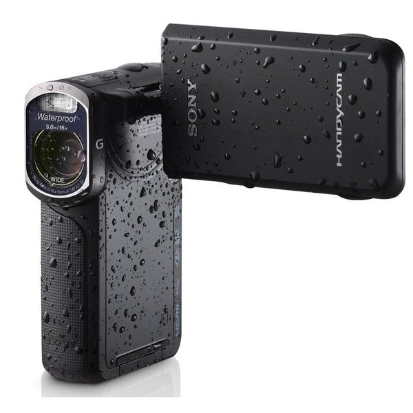Sony Handycam HDR-GW77V 20.4MP HD Waterproof Digital Camcorder